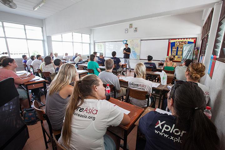 XploreAsia In-class TESOL