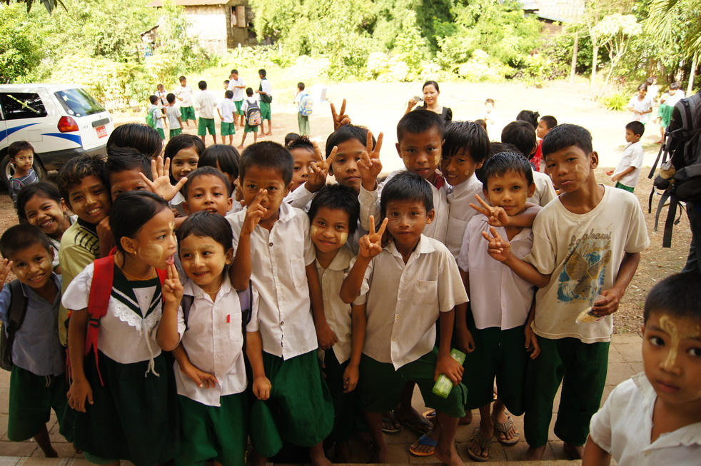Teach English in Yangon Myanmar