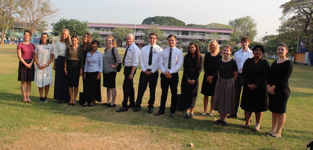 dress code for in Thai School