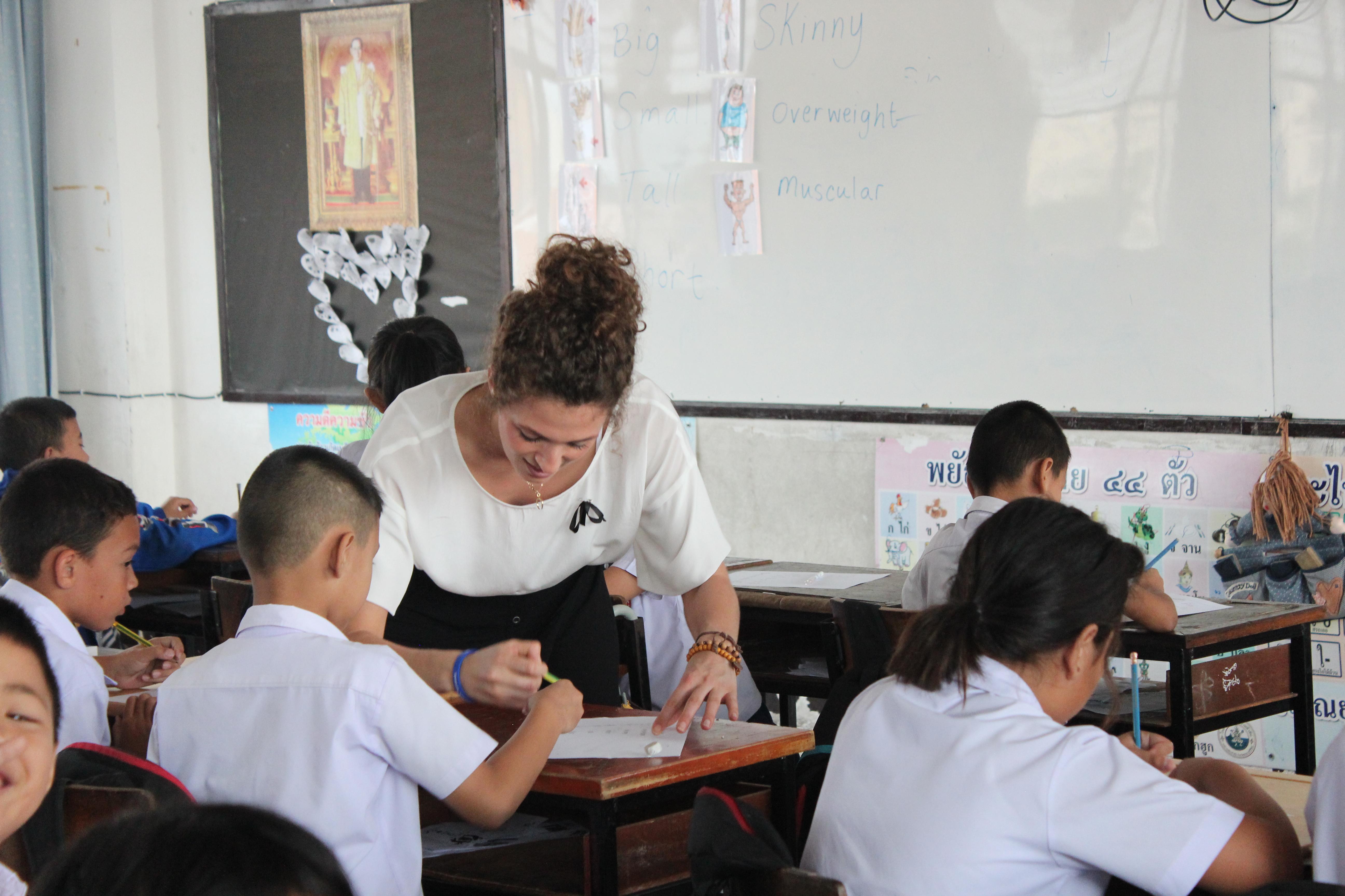 english teacher dress code