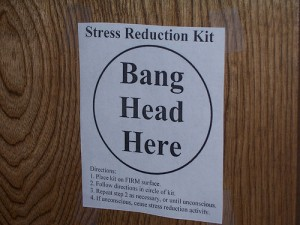 Teach in Thailand blog stress reduction