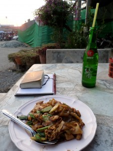 Overcoming Culture Shock in Thailand, Food