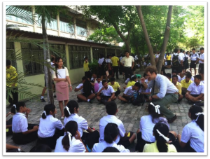 ESL teaching in rural Thailand - XploreAsia blog