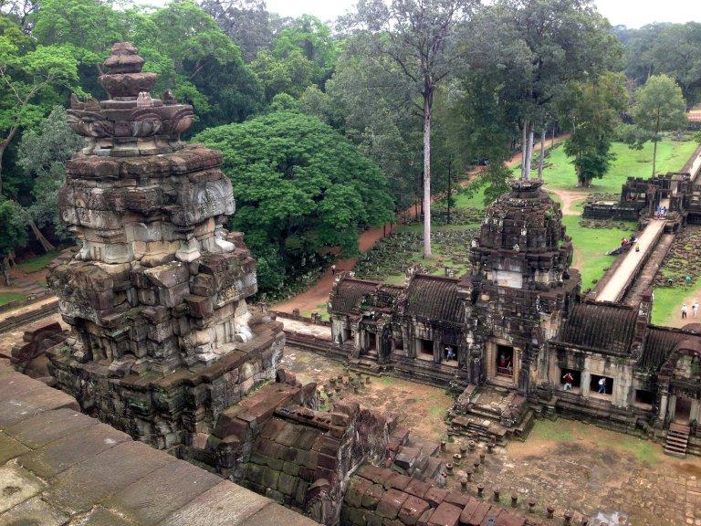 Cambodia – Temples, Sunrises, and no Fried Tarantula!