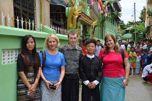 Volunteering In Yangon, Myanmar