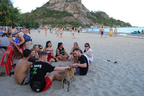 Beach Barbecue!