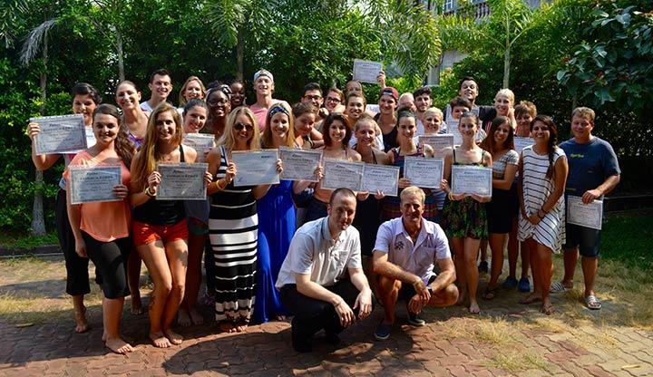 XploreAsia TESOL Certificates