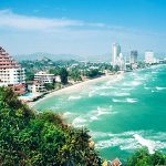 Hua Hin, travel on budget, adventure, teach abroad
