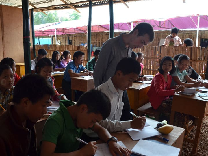 XploreAsia Teach in Myanmar