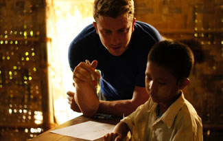 Teach in Myanmar