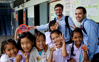 Volunteer Programs in Thailand