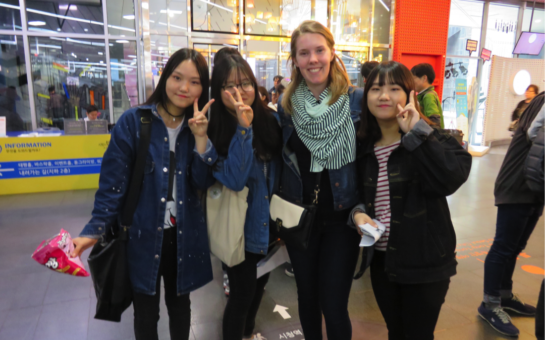 Teach in South Korea: Erin's Experience