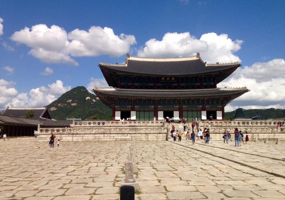 Three Days in Seoul, South Korea