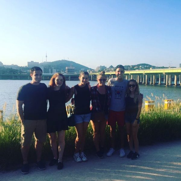 South Korea, adventure, new friends, teach abroad