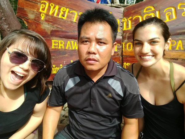 locals, friends, Thailand, Hua Hin, adventure