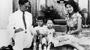 beloved Thai King, Thailand, family, XploreAsia