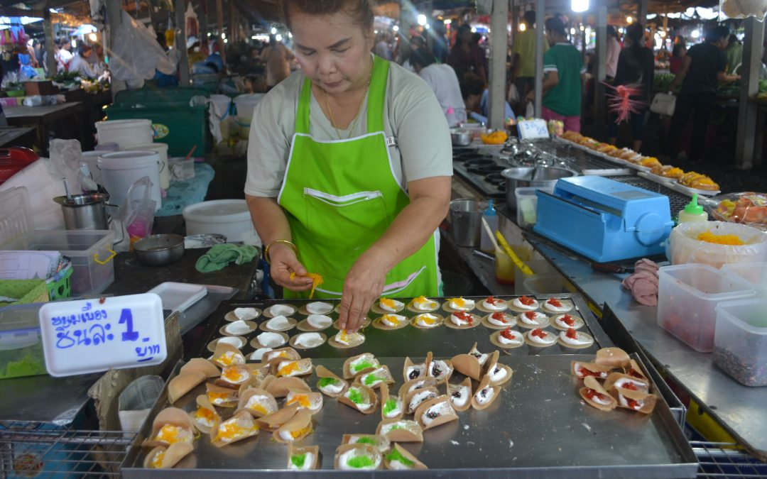 Thai Street Food: A Tasty and Terrifying World.