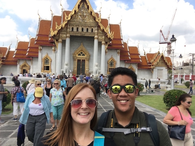teaching abroad as a couple, Thailand