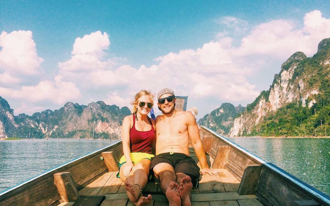How We Found Love While Teaching in Thailand
