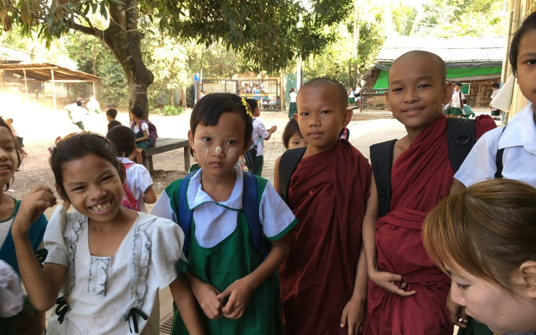 What Living and Volunteering in Myanmar is Really Like