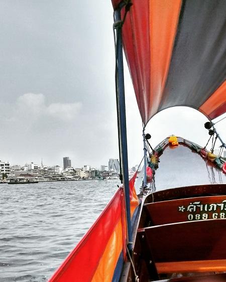 Boat Trip in Bangkok