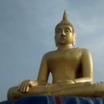 Golden Buddha, Hua Hin
