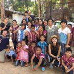 Group Picture Pala-U Orphanage