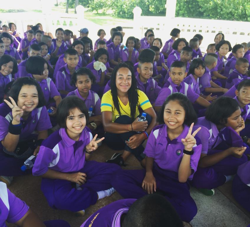 English Teachers in Thailand