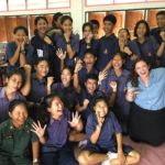 Jessica Melton students