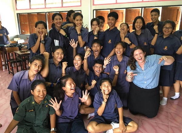 Teach in Thailand 2017 – An Unforgettable Adventure