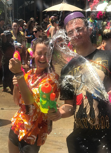 Marti XA Songkran Party