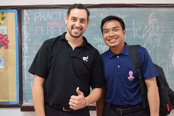 Teacher Bronson Student