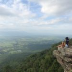 view of Chaiyaphum in Thailand
