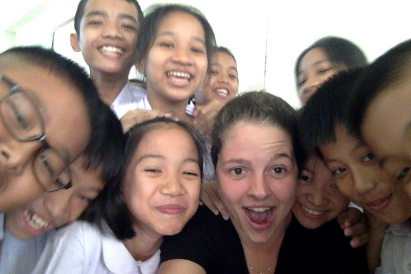 Elise Classroom Students