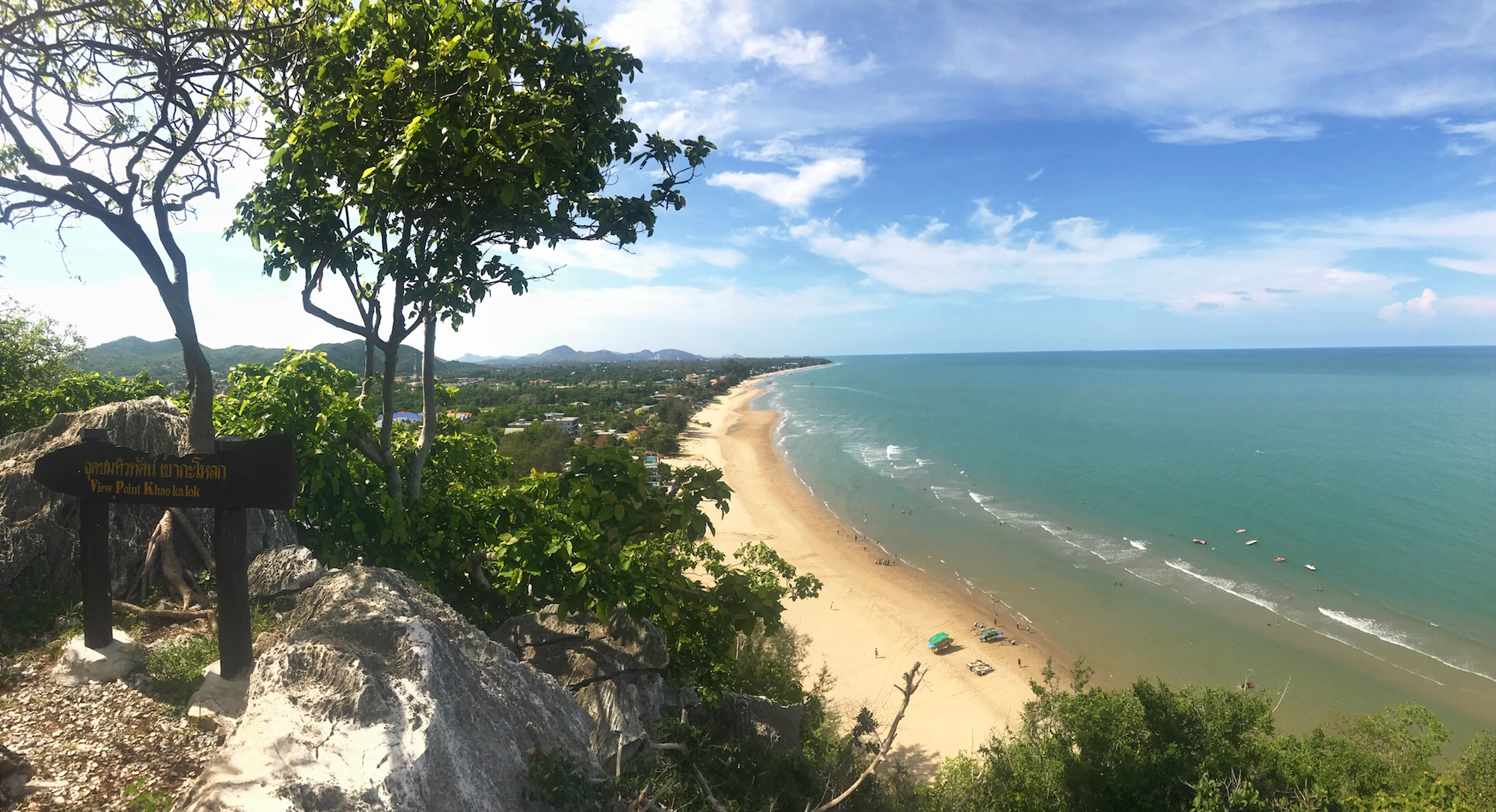 viewpoint of hua hin