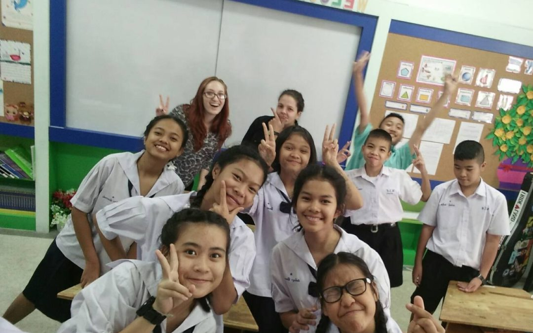 Top Things to Know About Teaching in Thailand: Teaching at a Thai Government School