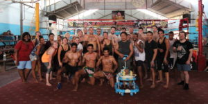 Muay Thai Hua Hin, TESOL Orientation Week