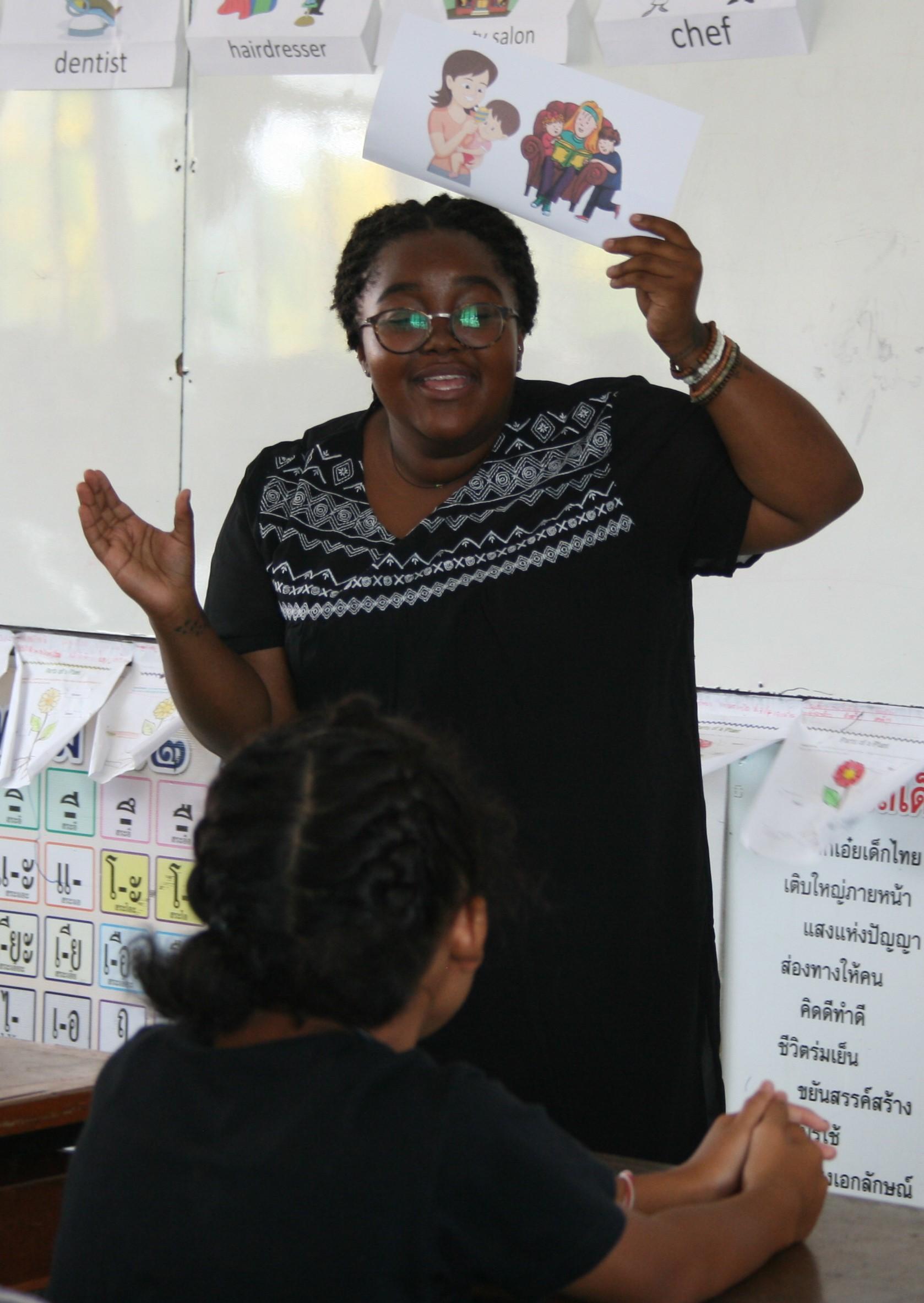 Teaching Abroad - Teacher Didi