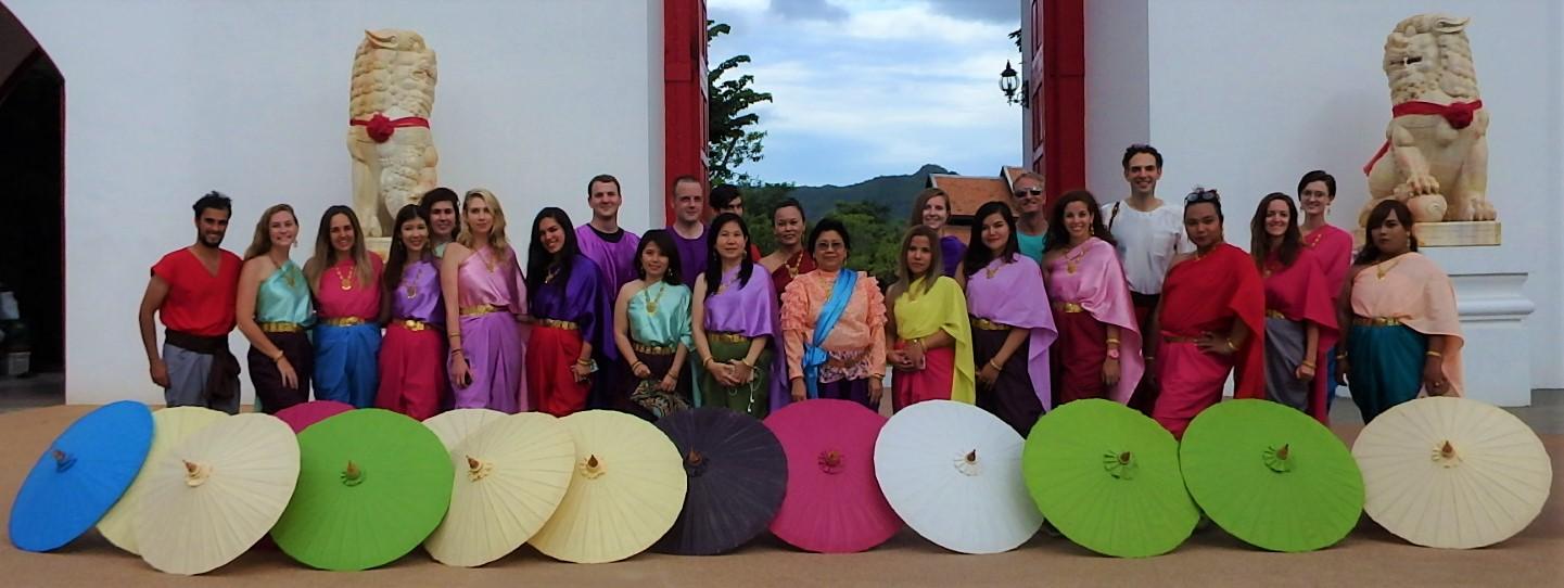 Teach abroad: XploreAsia family