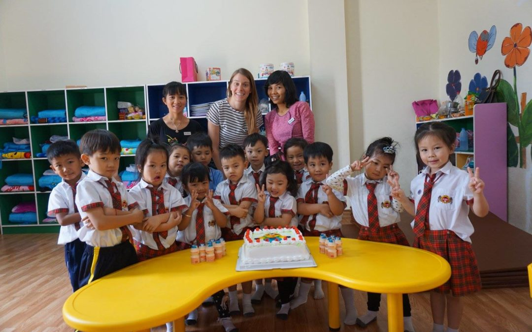 Teach English Abroad: Samantha Sundermann's Story