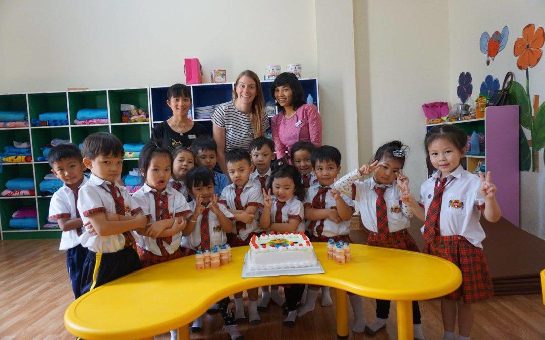 Teach English Abroad: Samantha Sundermann's Story