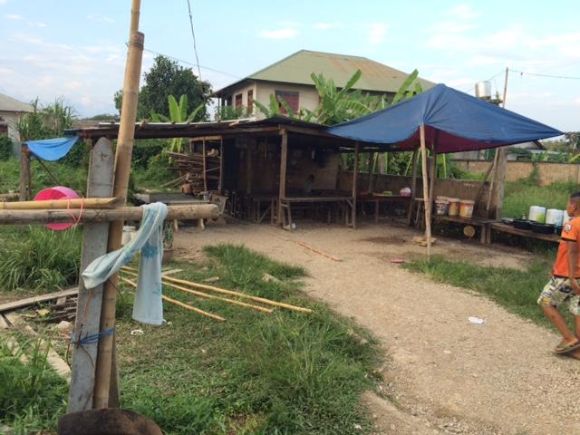 Teach English Abroad: Mass at Orphanage