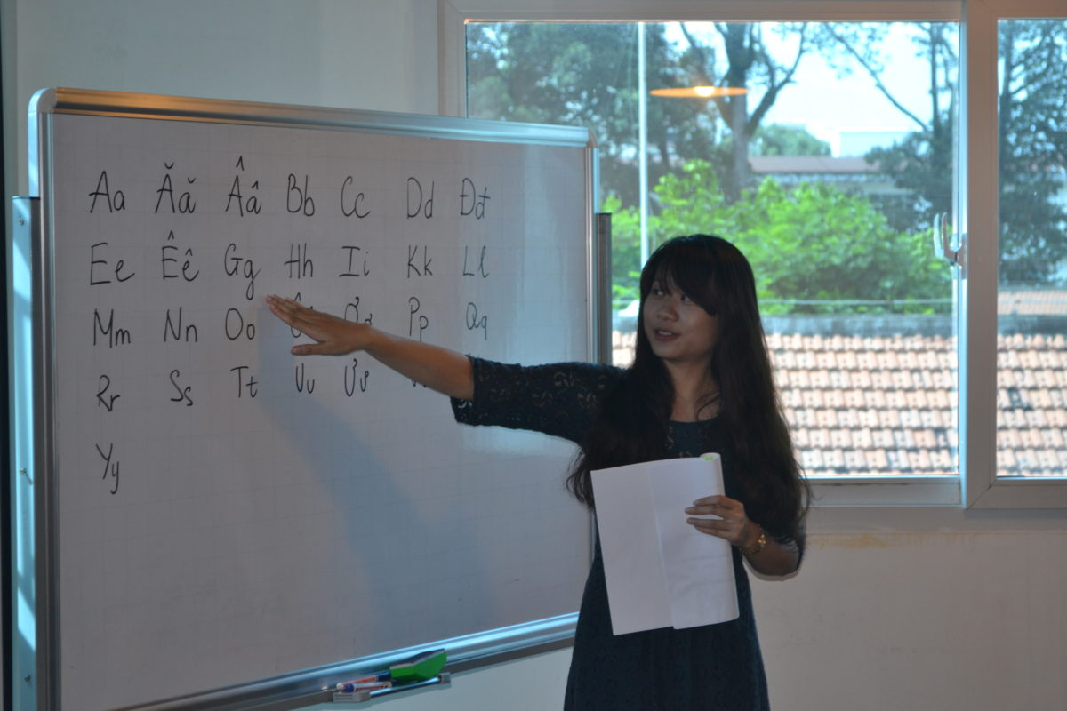 Teach in Vietnam: Language Lessons