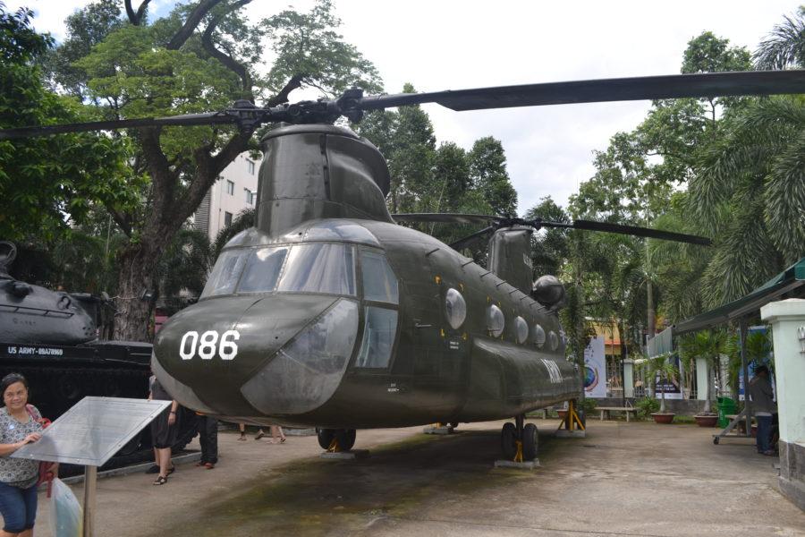 Vietnam War Museum - Plane