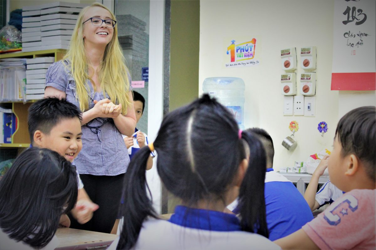 Teach English abroad in Vietnam