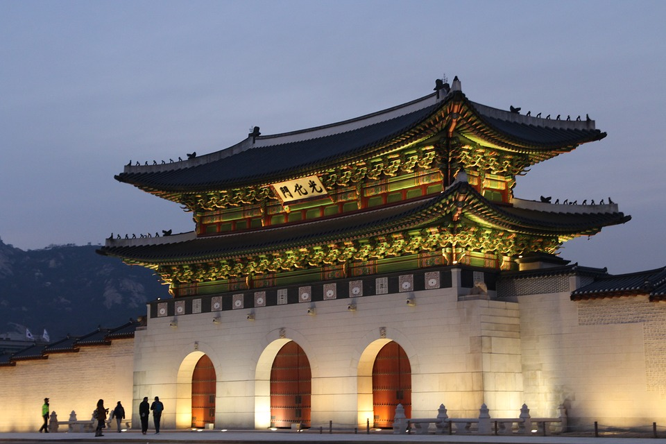 places to go in Seoul - Gyeongbukgung Palace