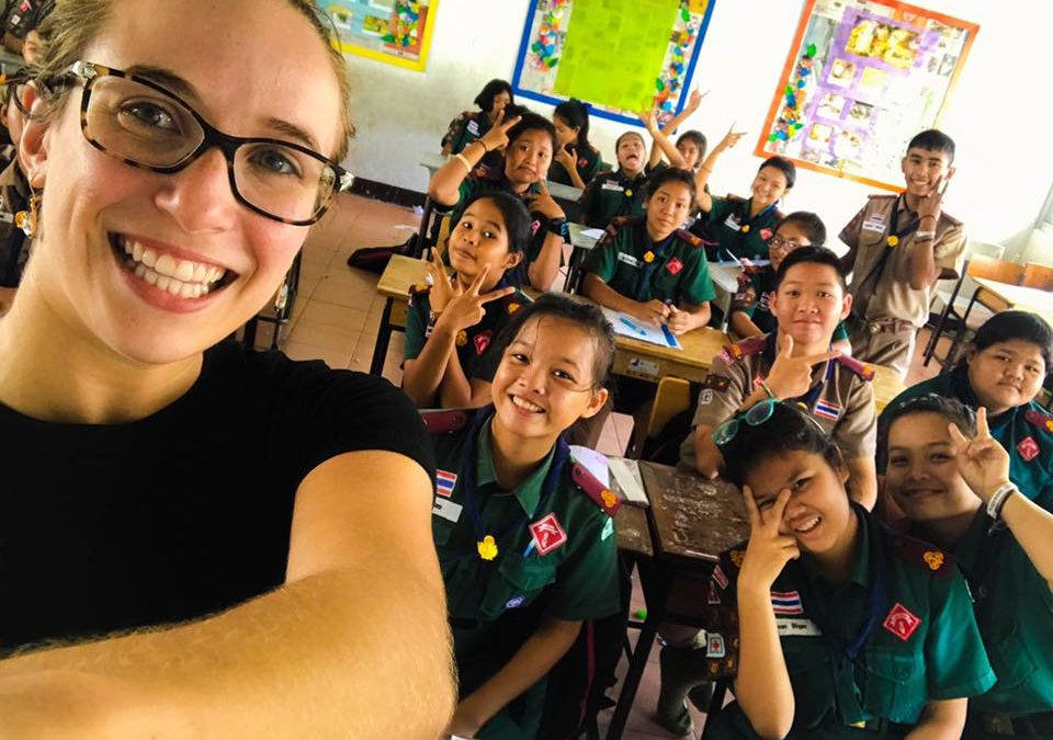 4 Surprises When You Teach English Overseas in Thailand