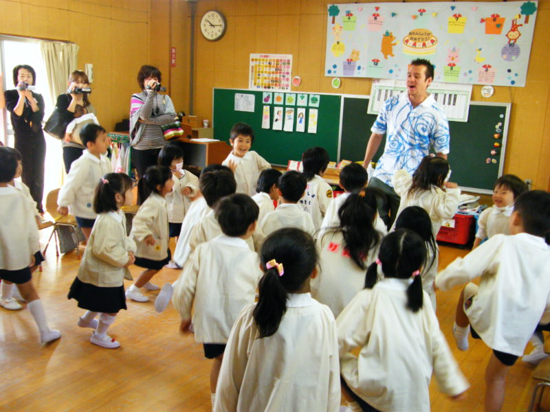 Teaching English abroad allows you to meet the cutest students
