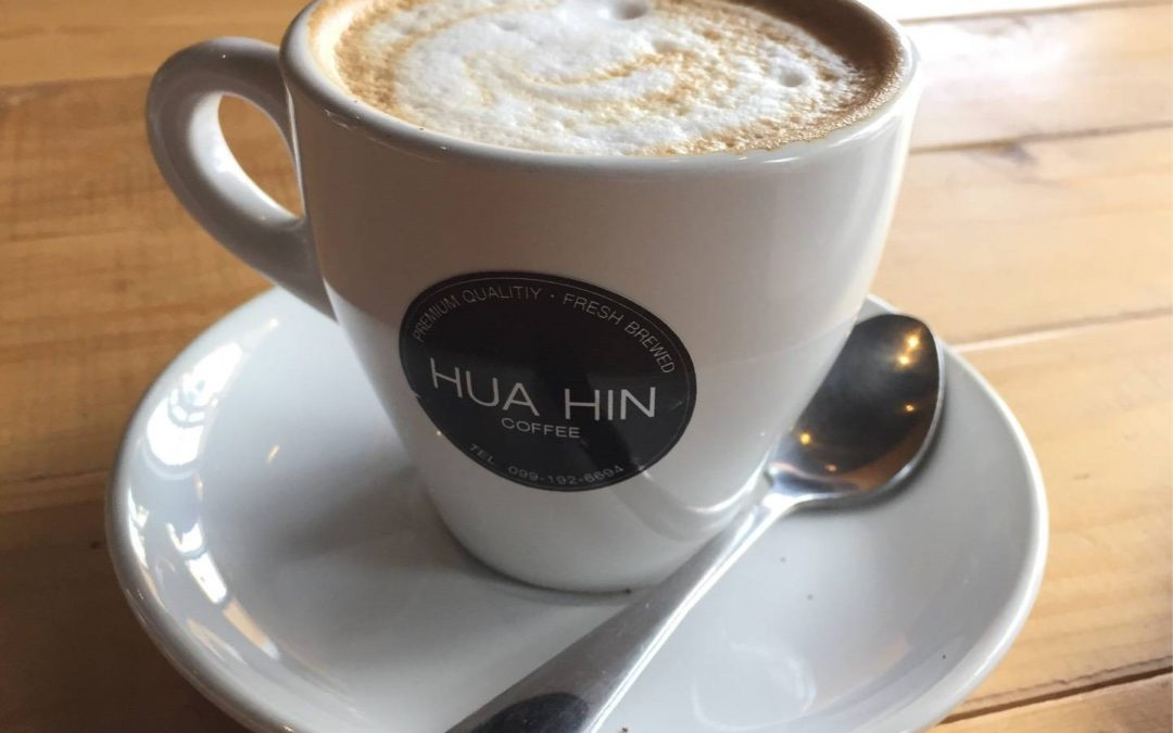 Best Cafes in Hua Hin for Productivity & Good WiFi
