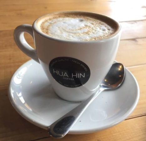 best cafes in Hua Hin